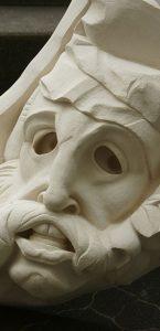 sculpture buste contemporain sculpteur bruno marson ernolsheim bruche strasbourg