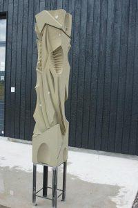 sculpture moderne en pierre sculpteur bruno marson ernolsheim bruche strasbourg