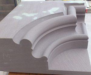 élément fenestragegres-Bruno Marson tailleur de pierre et sculpteur-Strasbourg Ernolsheim-Bruche Alsace Bas-Rhin 67