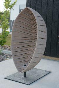 sculpture contemporaine en pierre sculpteur bruno marson ernolsheim bruche strasbourg