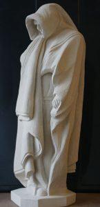 sculpture statuette en pierre sculpteur bruno marson ernolsheim bruche strasbourg