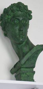 sculpture buste argile sculpteur bruno marson ernolsheim bruche strasbourg