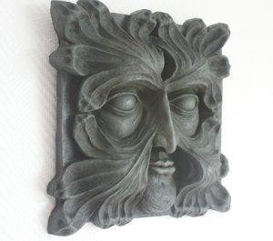 sculpture bas relief argile sculpteur bruno marson ernolsheim bruche strasbourg